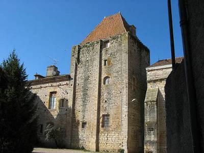 Ancien donjon des Templiers