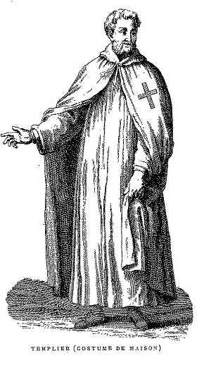 Costume de Maison des Templiers