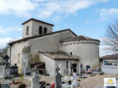 Eglise de Saint-Amans-du-Pech