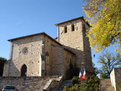 Eglise de Saint-Beauzile