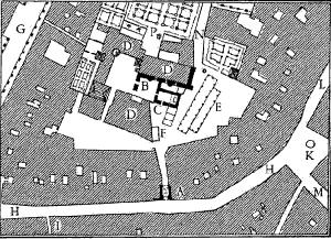 Localisation Maison du Temple