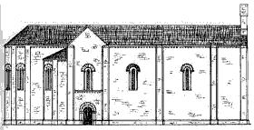 Reconstitution de la chapelle