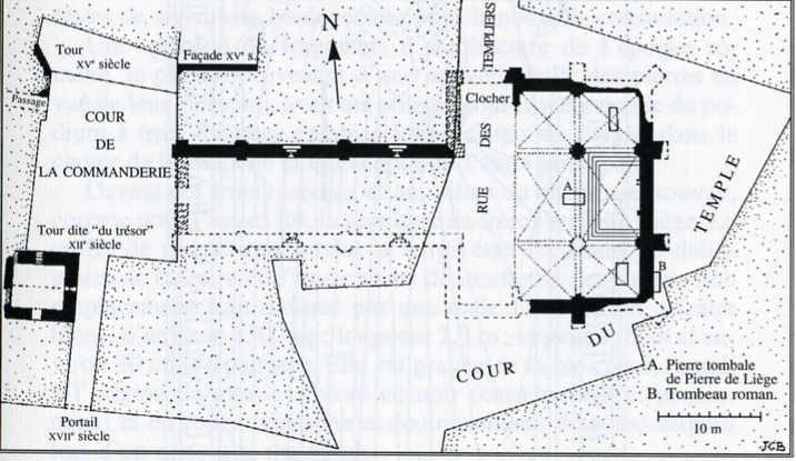Enclos du Temple de La Rochelle