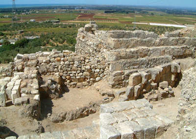 Siège du Château d'Archas ou Arqa