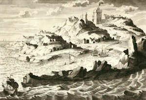 Peinture de la ville de Joppé