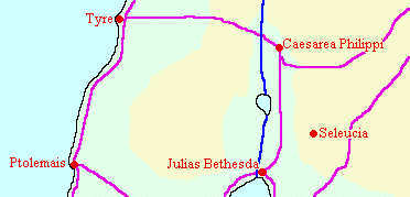 Césarée de Philippe