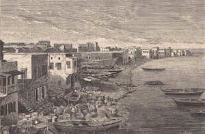 Reproduction de Tripoli par Hafen