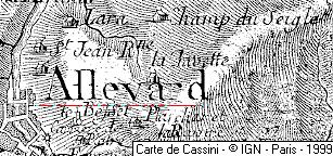 Domaine du Temple d'Allevard