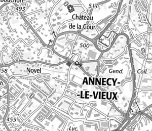 Hôpital de Annecy