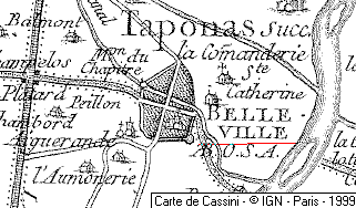 Domaine du Temple de Belleville