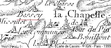 Domaine du Temple de Bessey