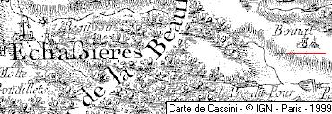 Domaine du Temple de Boënat