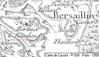 Domaine du Temple de Bouchaud