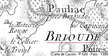 Hôpital de Brioude