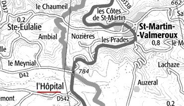 Hôpital de Champfranchisse
