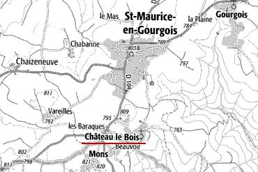 Hôpital Château-le-Bois