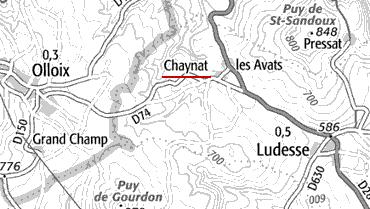 Domaine du Temple de Chaynat