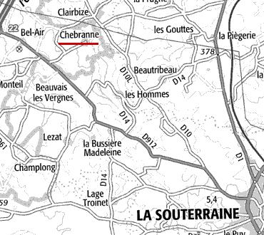 Hôpital de Chebrannes