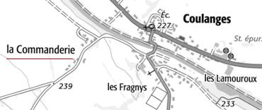 Domaine du Temple de Coulanges