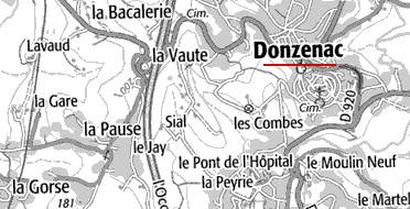 Hôpital de Donzenac