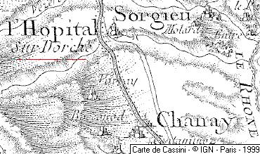 Hôpital de Dorche