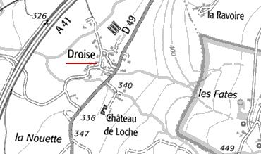 Hôpital de Droise