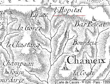Domaine de L'Hôpital d'Eyzac