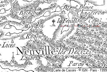 Domaine du Temple de Feuilloux