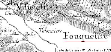 Domaine du Temple de Fouqueure