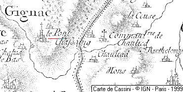 Domaine du Temple de Pont Chassaing