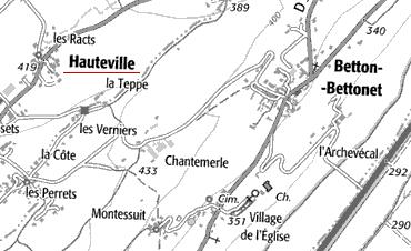 Hôpital de Hauteville