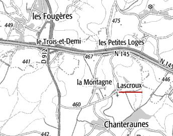 Domaine du Temple de Lascroux