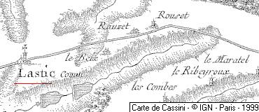 Domaine de L'Hôpital Lastic
