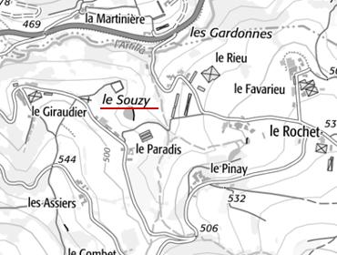 Hôpital Le Souzy