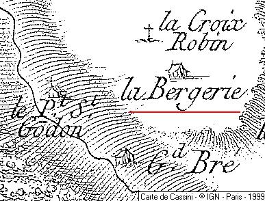 Domaine du Temple la Bergerie