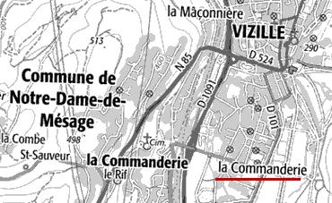 Domaine du Temple de Mésages