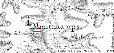Domaine du Temple de Montchamp