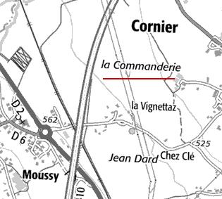 Domaine de L'Hôpital de Moussy