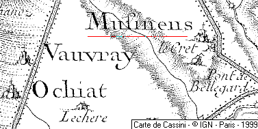 Hôpital de Musinens