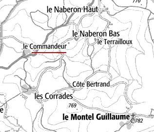 Domaine du Temple de Naberon