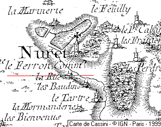 Hôpital de Nuret-le-Ferron