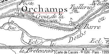 Domaine du Temple d'Orchamps