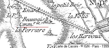 Domaine de L'Hôpital Beauvais