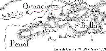 Hôpital d'Ornacieux
