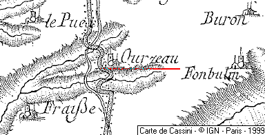 Domaine de L'Hôpital d'Ourzeau