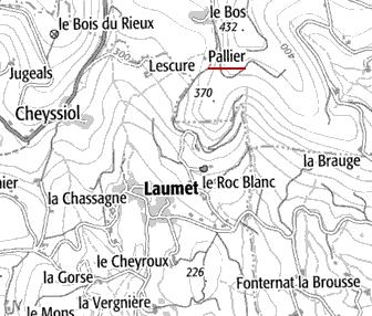 Domaine de L'Hôpital Pallier