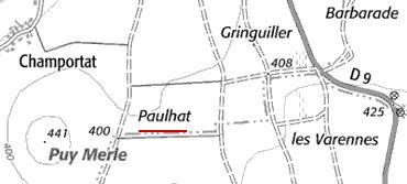 Domaine du Temple de Pauliat