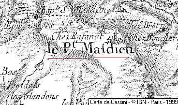 Domaine du Temple de Petit Masdieu
