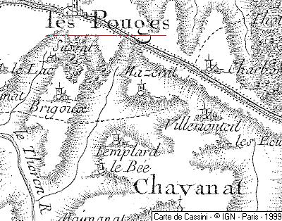 Domaine du Temple de La Pouge