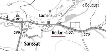 Domaine du Temple de Redand